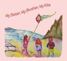 My Sister, My Brother, My Kite by Helena Bebirian