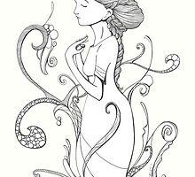 Lady by ninamarie
