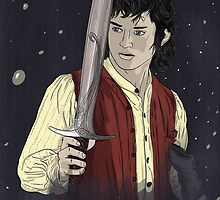 Frodo by soulhacler