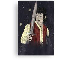 Frodo Canvas Print