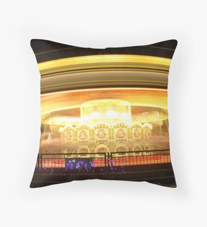 Merry South Bank Throw Pillow