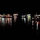 Bay Shimmers by MuhammadAtif