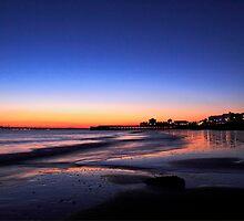 Southsea evening by Nigel Kenny