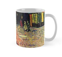 The Cafe Terrace on the Place du Forum, Arles, at Night,  Vincent van Gogh Mug
