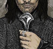 Aragorn by soulhacler