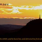 Psalms 34:4 by SNAPPYDAVE