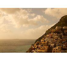 Amalfi Coast Photographic Print