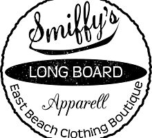 Smiffy's Surf Shop by Paul Gillings