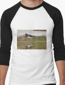 By The Estuary Men's Baseball ¾ T-Shirt