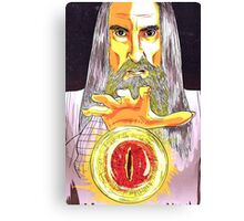 Saruman Canvas Print
