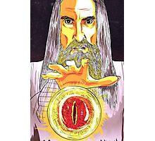 Saruman Photographic Print