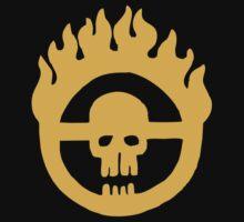 Mad Max - Fury Road Skull T-Shirt