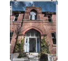 Welcome to St John's Orphanage. iPad Case/Skin