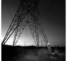 Power Tower  by Julia  DiCarlo