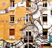 Barcelona..  Sticker