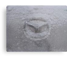 Cold Mazda Metal Print