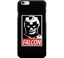 Captain Falcon: Obey Parody iPhone Case/Skin