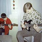 Gene &amp; Ralphy Jammin&#x27; In &#x27;67 by Gene Walls