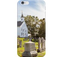 Tennent Presbyterian Church 3 iPhone Case/Skin