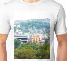 a vast Philippines landscape Unisex T-Shirt