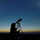 Total Solar Eclipse observation by Igor Chekalin