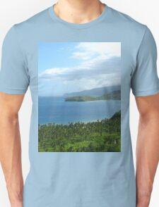 a desolate Philippines landscape Unisex T-Shirt