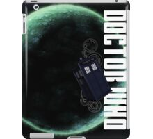 Doctor Who Slogan 2 iPad Case/Skin