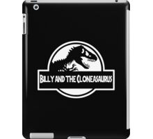 Billy And The Cloneasaurus iPad Case/Skin