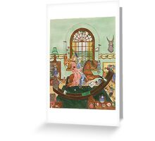 A Time For Pretending Greeting Card