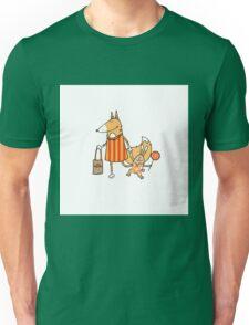 On shops. Unisex T-Shirt