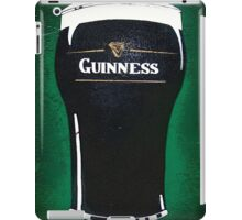 pint of beer 2 iPad Case/Skin