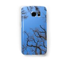 Dead trees in the environmental catastrophe Samsung Galaxy Case/Skin