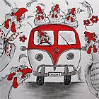 Road Trip by Sally Ford