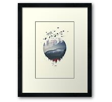 Happily lost Framed Print