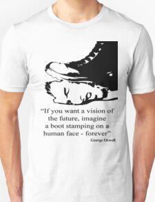 The future is bright.... Unisex T-Shirt