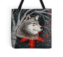 When the Last Leaf Falls Tote Bag