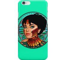 Phoenix Art Nouveau iPhone Case/Skin
