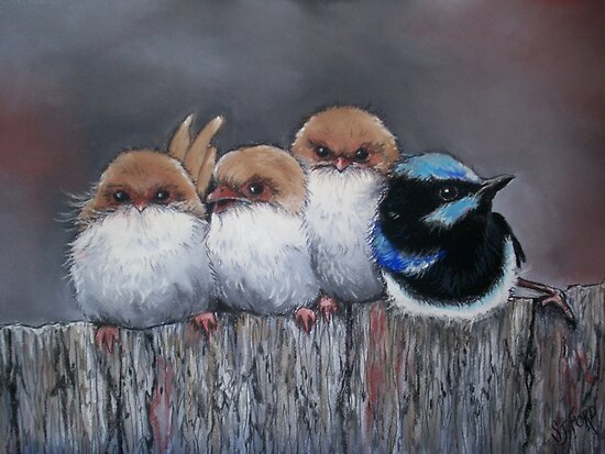 All in A Row by Sally Ford