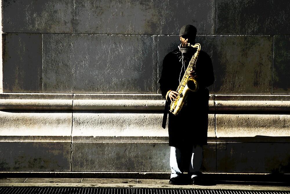 Winter blues by Farras Abdelnour