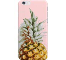 Pink Ananas iPhone Case/Skin