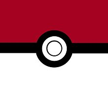 Pokeball 2D Design by bexism