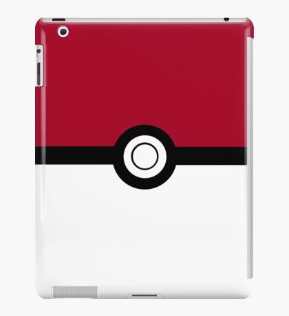 Pokeball 2D Design iPad Case/Skin