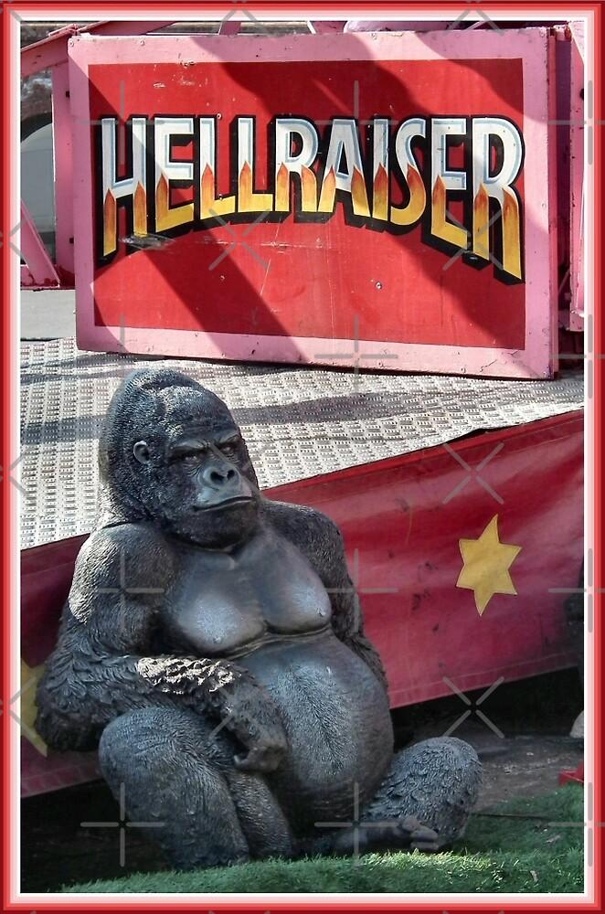 Hell Raiser by Yampimon