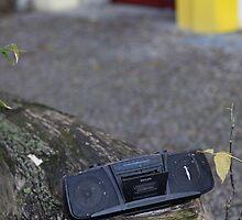 Cassette Player by rapsag