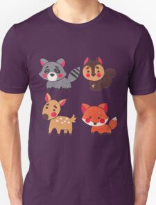 The Happy Forest Friend Unisex T-Shirt