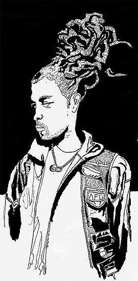 Dreads by delvisjr