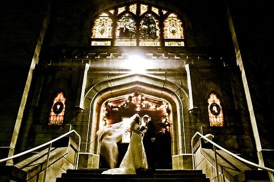 December Wedding by Hilary Walker