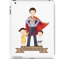 Super Dad iPad Case/Skin