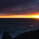 Sunset at Greymouth by JessicaHayley