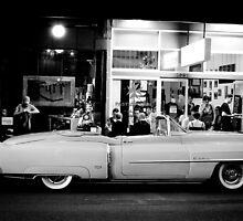 Newtown Cadillac by David Sundstrom